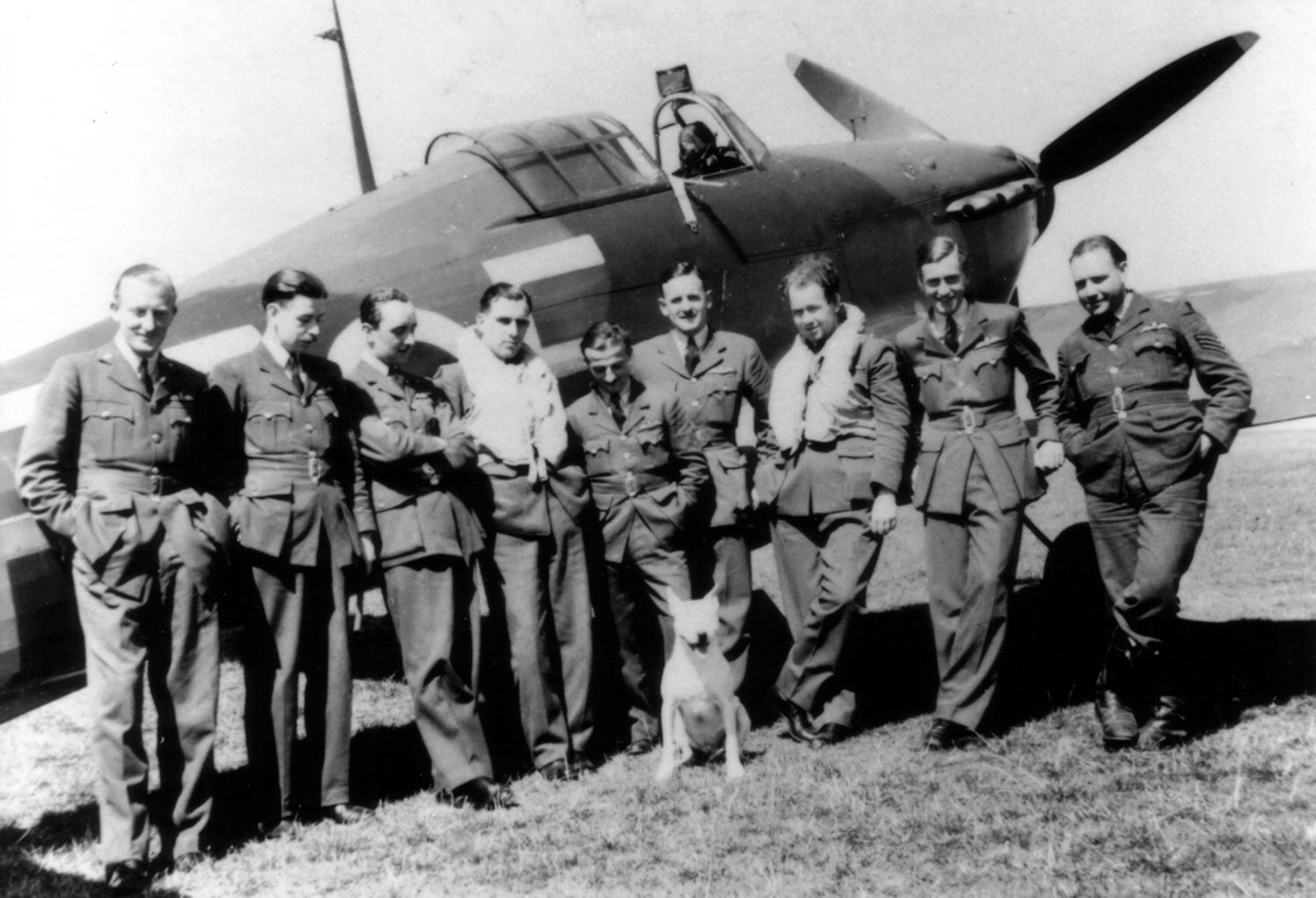"""A"" Flight - RAF Wittering - July 1940"