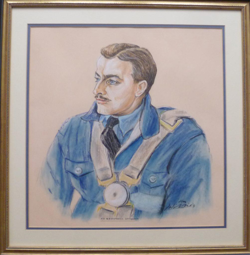 Colour Reproduction of Cuthbert Orde Portrait