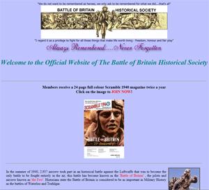Battle of Britain Historical Society