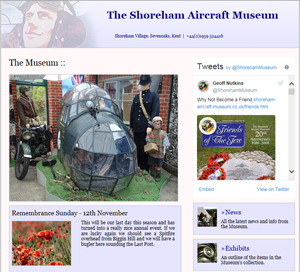 The Shoreham Aircraft Museum