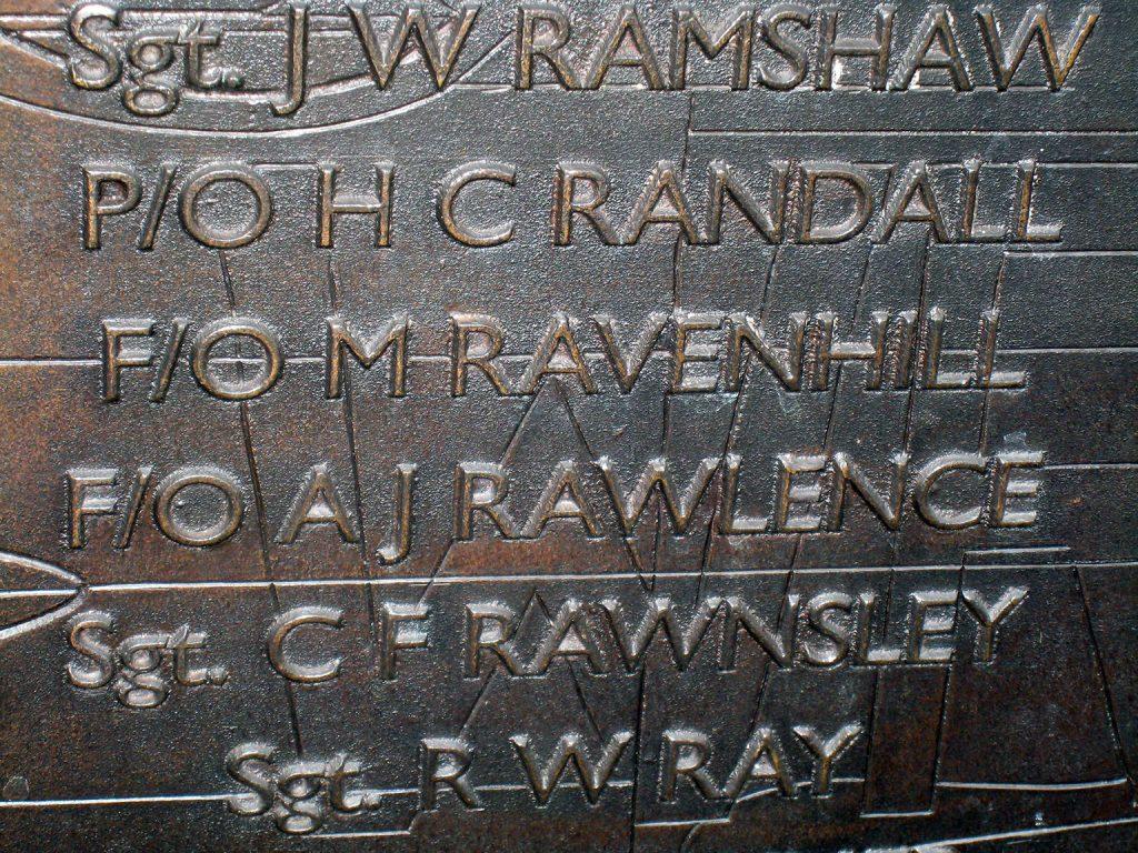 London Monument inscription