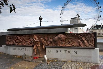 Battle of Britain Monument London